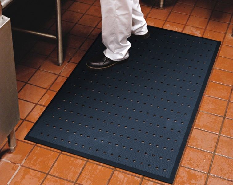 Anti-Fatigue Floor Mats in the Workplace